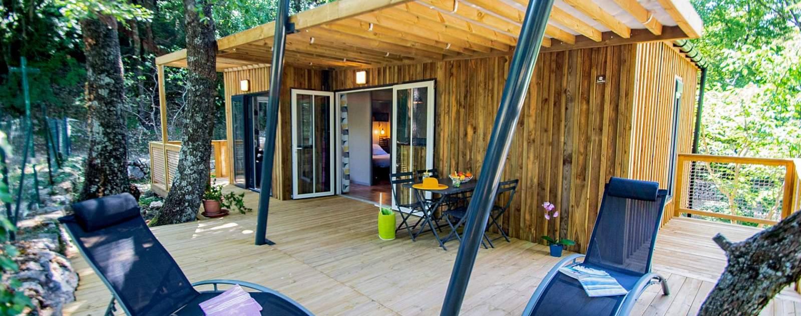 Exterieur Cottage Premium