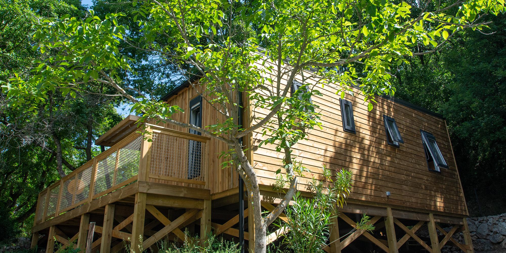 Cottage Premium Camping Restanque