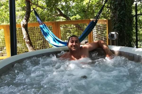 cotage premium bain a remou